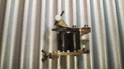 画像2: FOT-B-1 梵天謹製限定オリジナルTEN(天)メッキフレームマシン(10ラップ)シェーダーマシン